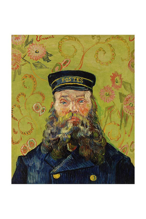 Portrait of the Postman