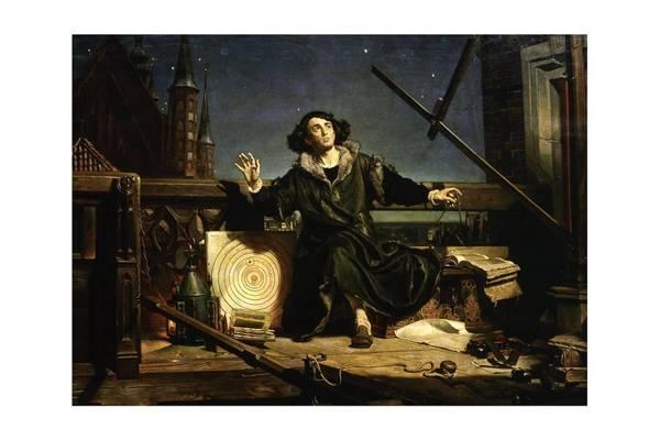 Astronom Kopernik
